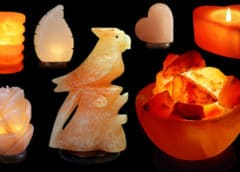 Crafted Salt Lamps