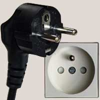 Electricity-Plug-Socket-Type-E