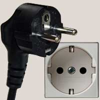 Electricity-Plug-Socket-Type-F