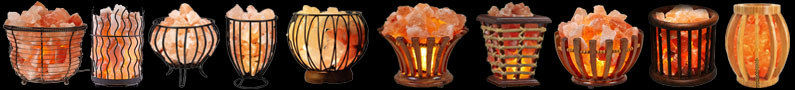 Salt Lamp Baskets