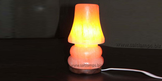 Table Lamp Salt Lamps